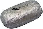 Baked Potato or Burrito In Foil Stress Balls